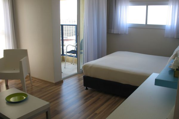 בית מלון פרימה סיטי תל-אביב והמרכז - חדר סטודיו