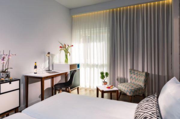 בית מלון תל-אביב והמרכז פרימה - חדר סטנדרט