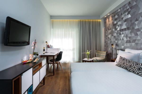 בית מלון פרימה ב תל-אביב והמרכז - חדר סטנדרט