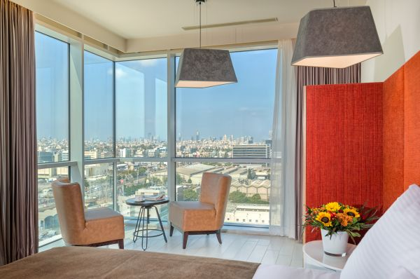 בית מלון פרימה לינק ב תל-אביב והמרכז