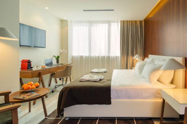 בית מלון תל-אביב והמרכז פרימה מילניום