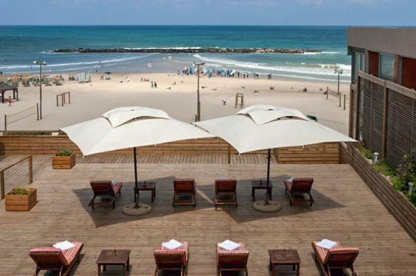 отель Ренессанс Тель Авив