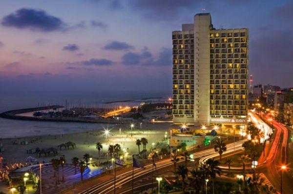 гостиница Ренессанс Тель Авив
