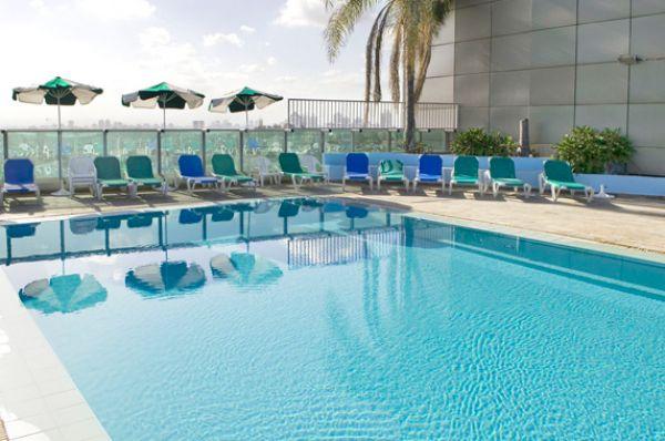 בית מלון אופטימה טאואר ב תל-אביב והמרכז