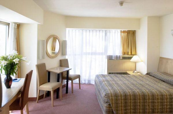 בית מלון אופטימה טאואר תל-אביב והמרכז - חדר סטודיו