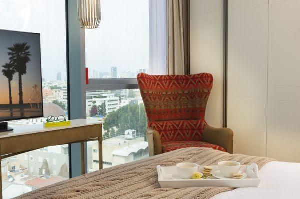 בית מלון רוטשילד 22 בתל-אביב והמרכז - דלקס