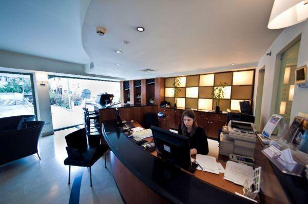 בית מלון סי נט תל-אביב והמרכז