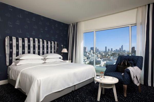 בית מלון תל-אביב והמרכז שלום ורילקס