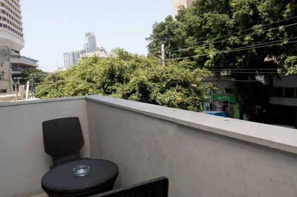 בית מלון תל-אביב והמרכז סאן סיטי