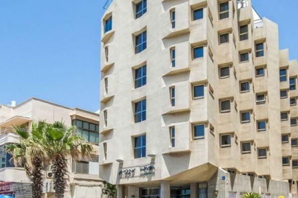 בית מלון תל-אביב והמרכז מקסים
