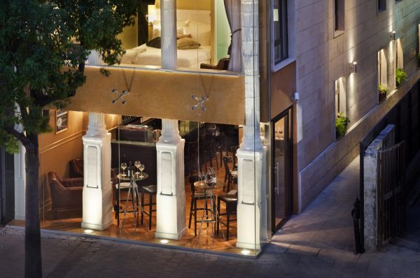 תל-אביב והמרכז מונטיפיורי 16 אורבן בוטיק בוטיק מלון