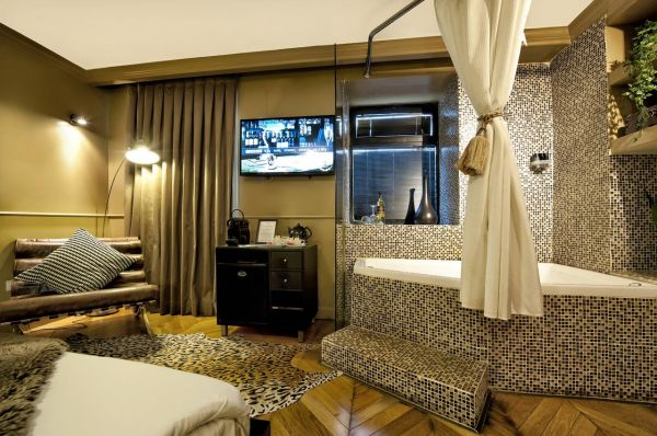 מונטיפיורי 16 אורבן בוטיק מלון בוטיק תל-אביב והמרכז