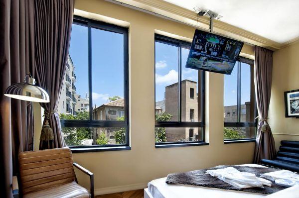 Монтифиори 16 Урбан Бутик гостиница бутик в Тель Авив