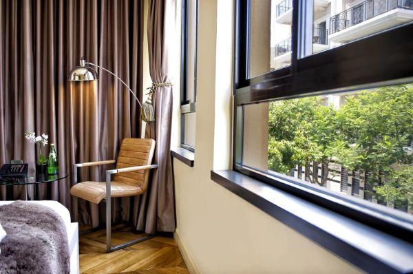 מלון בוטיק מונטיפיורי 16 אורבן בוטיק תל-אביב והמרכז