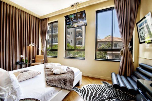 отель бутик  Монтифиори 16 Урбан Бутик  в Тель Авив