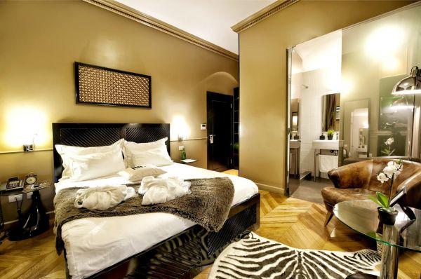 מלון בוטיק מונטיפיורי 16 אורבן בוטיק בתל-אביב והמרכז