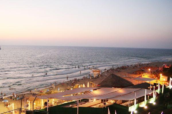 отель в  Тель Авив Шарон