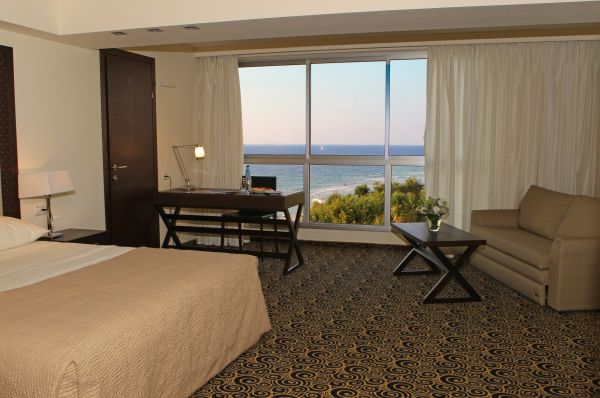 בית מלון השרון תל-אביב והמרכז - חדר דלאקס SV
