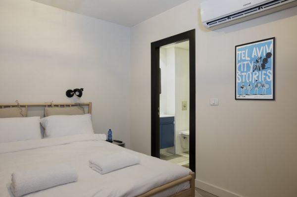בית מלון ספוט תל-אביב והמרכז