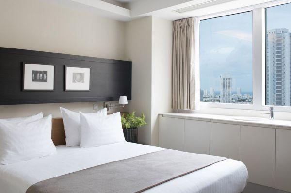 בית מלון ויטל ב תל-אביב והמרכז - חדר אקזקיוטיב