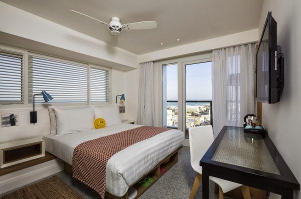 בית מלון ים תל-אביב והמרכז