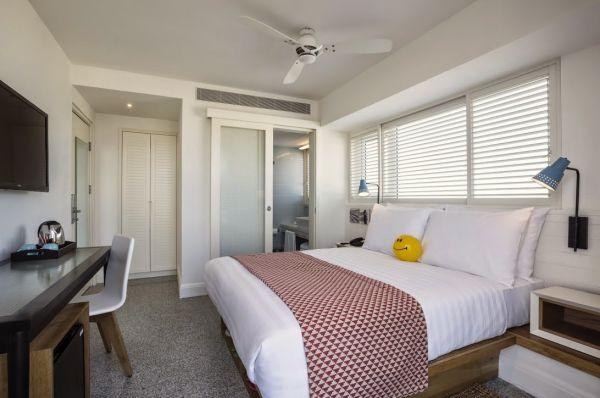 בית מלון תל-אביב והמרכז ים
