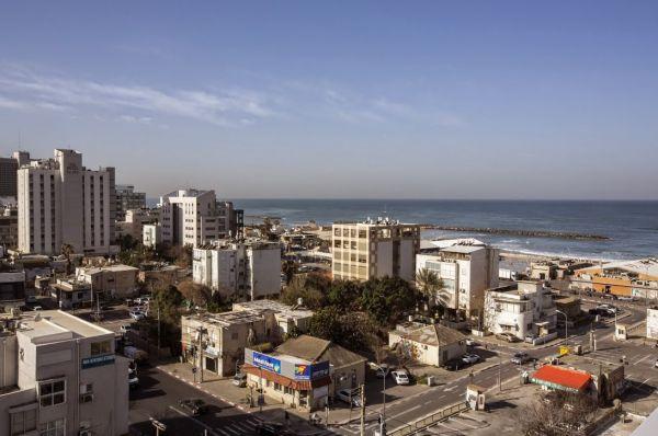 בית מלון ים בתל-אביב והמרכז