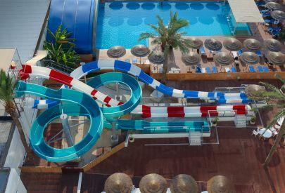 בית מלון הכל כלול לאונרדו קלאב