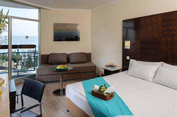 בית מלון הכל כלול לאונרדו קלאב בטבריה, סובב כנרת ועמקים - חדר קלאב