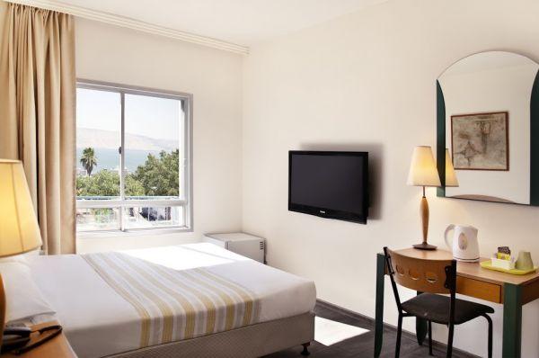 בית מלון ארקדיה ב טבריה, סובב כנרת ועמקים
