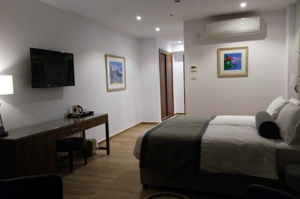 בית מלון אסטוריה ב טבריה, סובב כנרת ועמקים