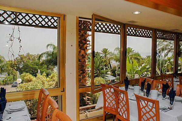 בית מלון טבריה, סובב כנרת ועמקים באלי