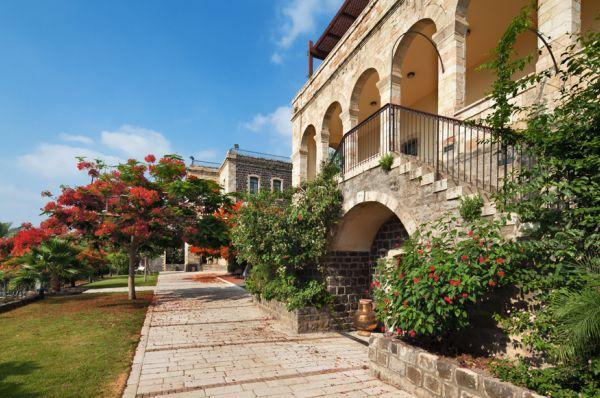 הסקוטי מלון בוטיק בטבריה, סובב כנרת ועמקים