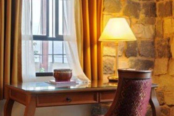 Шотландский гостиница бутик в Тверия и Кинерет - Номер Антик