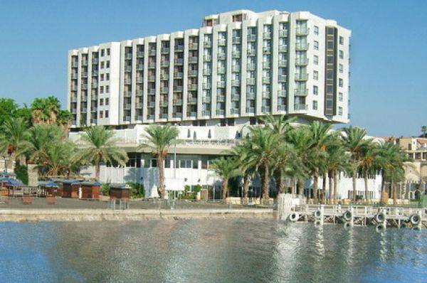 בית מלון קיסר טבריה, סובב כנרת ועמקים