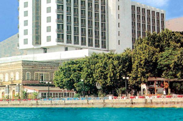 בית מלון קיסר ב טבריה, סובב כנרת ועמקים