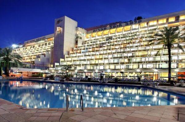 гостиница в  Тверия и Кинерет Клаб Отель