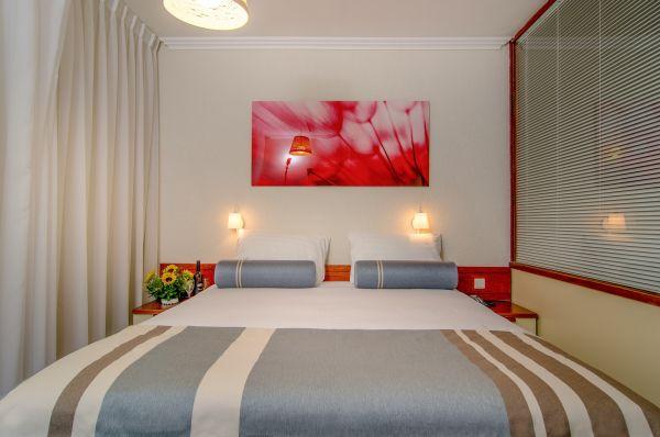 гостиница Клаб Отель Тверия и Кинерет - комната-сад с джакузи
