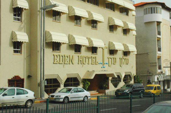 отель Глат Эден