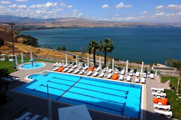 בית מלון גולן ב טבריה, סובב כנרת ועמקים