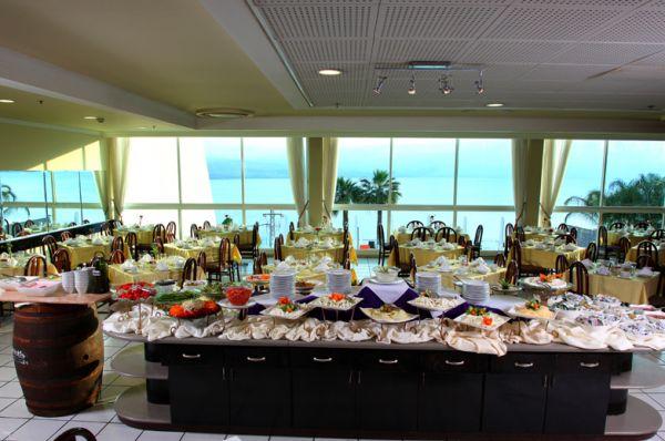 בית מלון גולן בטבריה, סובב כנרת ועמקים