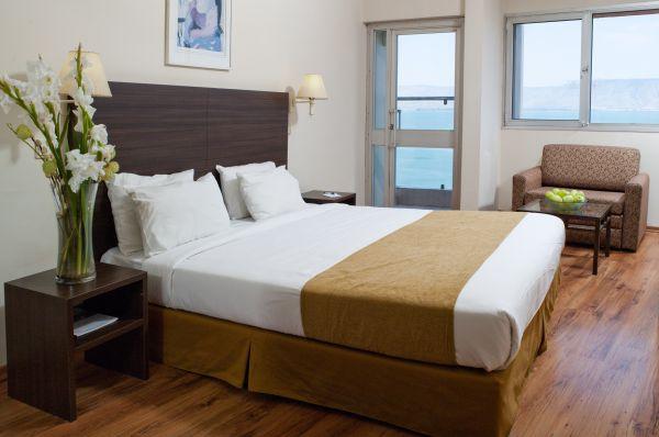 בית מלון חמי טבריה בטבריה, סובב כנרת ועמקים -