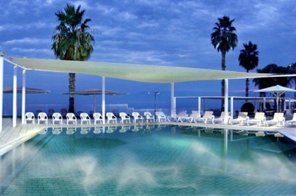 בית מלון חמי טבריה