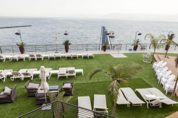 בית מלון חמי טבריה טבריה, סובב כנרת ועמקים