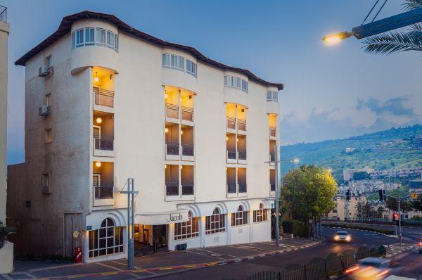 בית מלון ג'ייקוב ב טבריה, סובב כנרת ועמקים