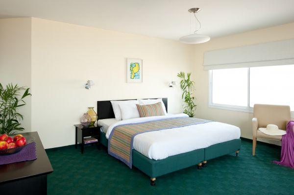 בית מלון ג'ייקוב בטבריה, סובב כנרת ועמקים - חדר משפחתי