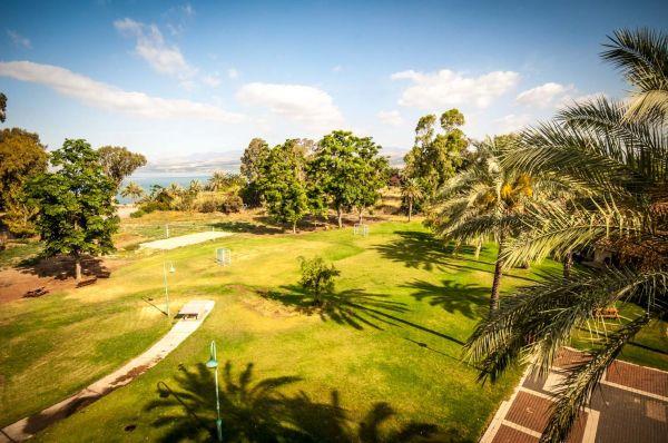 בית מלון כינר גליל ב טבריה, סובב כנרת ועמקים