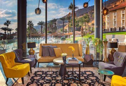 בית מלון טבריה, סובב כנרת ועמקים לייק האוס