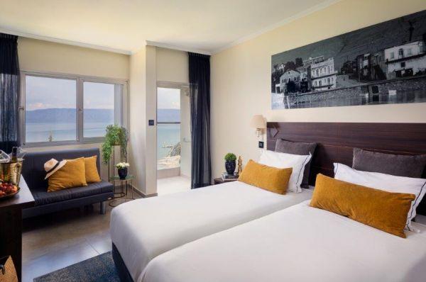 בית מלון לייק האוס בטבריה, סובב כנרת ועמקים