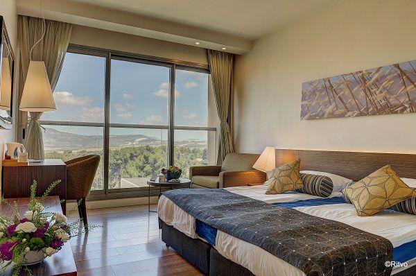 בית מלון קיבוץ לביא  טבריה, סובב כנרת ועמקים